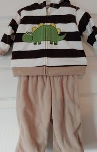 Just One You by Carters 3 piece Dinosaur Set